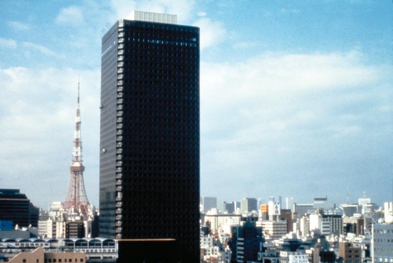 Штаб-квартира KYB, Токио, Япония