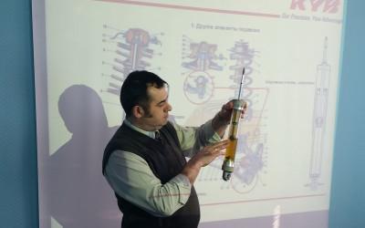 Технические семинары KYB
