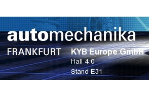 KYB на AUTOMECHANIKA-2016