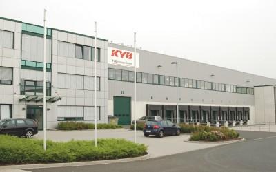 Новый технический центр KYB в Мюнхене