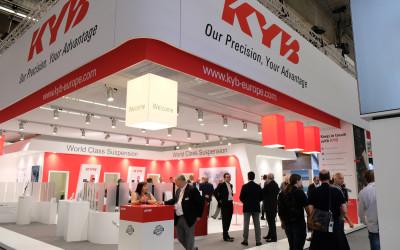 KYB на Automechanika 2018: устремление в будущее