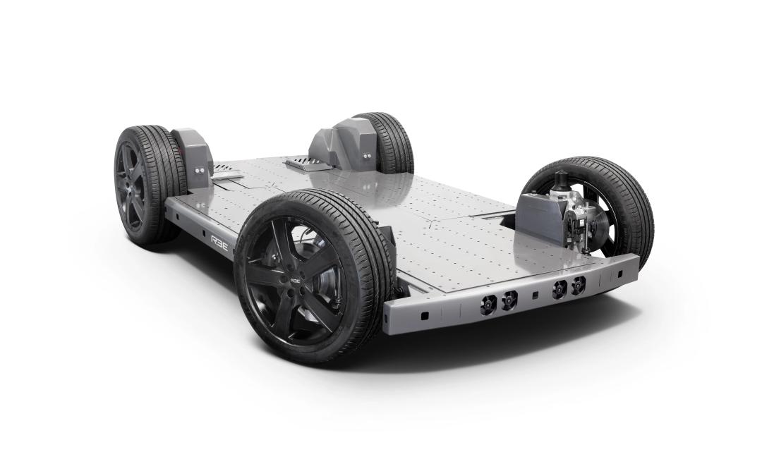 Модульная EV-платформа следующего поколения