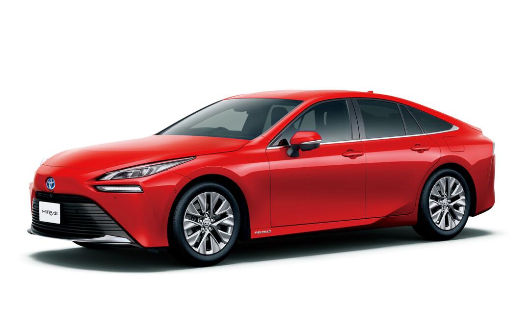 Toyota выбирает KYB для эксклюзивной Mirai